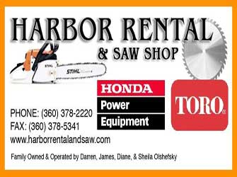 Harbor Rental & Saw